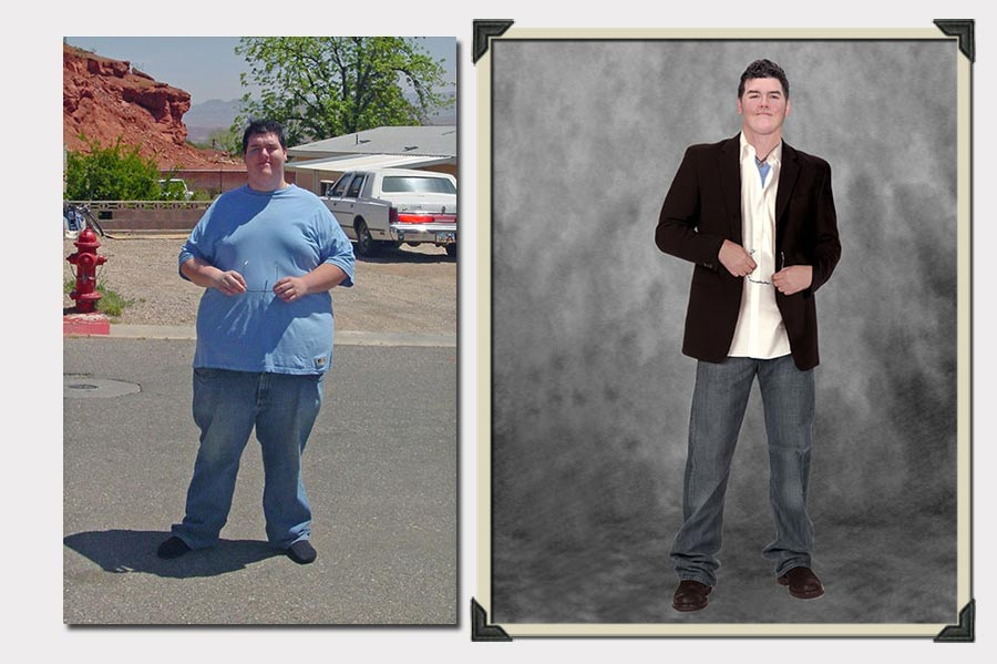Phojoe Boy Weight Photo Manipulation