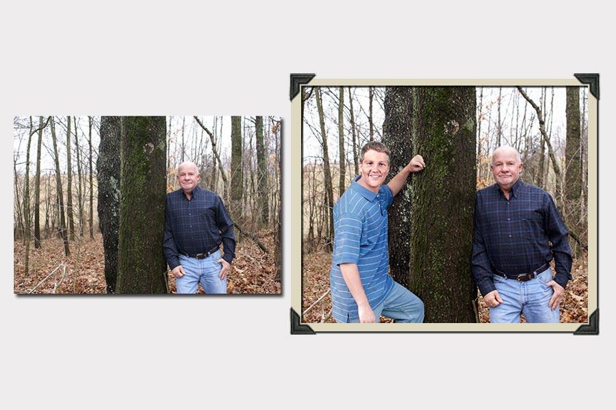 Phojoe Add a Person into a Photo Manipulation