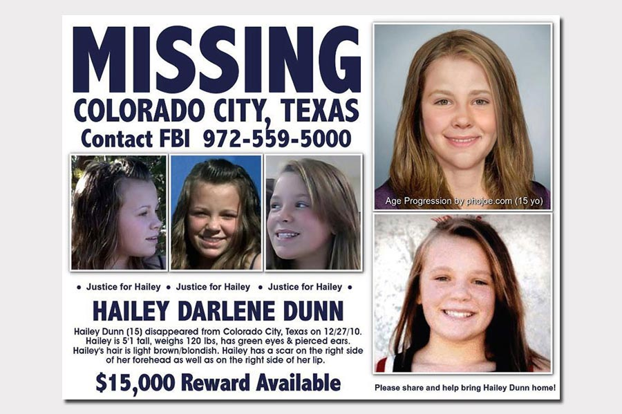 Phojoe Missing Girl in Colorado Age Progression