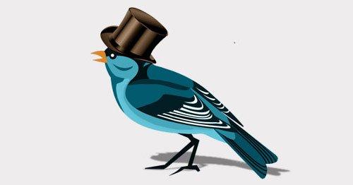 Phojoe Bird with Brown Hat