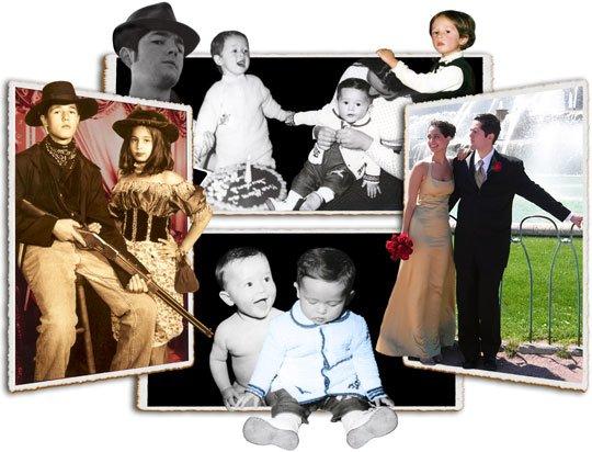 Phojoe Collage Photo Family