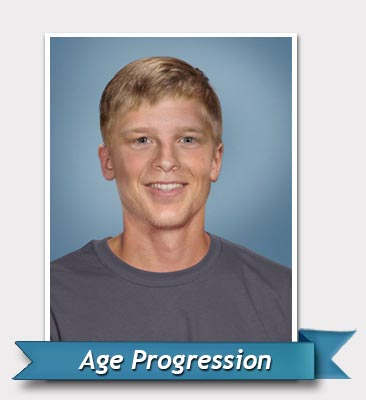 Age progression after