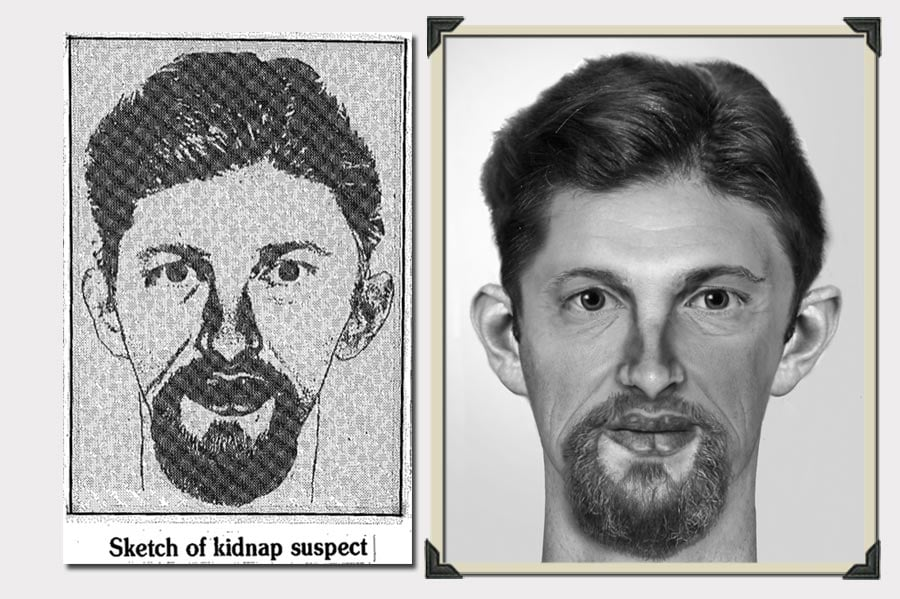 Phojoe Sketch of Kidnap Suspect
