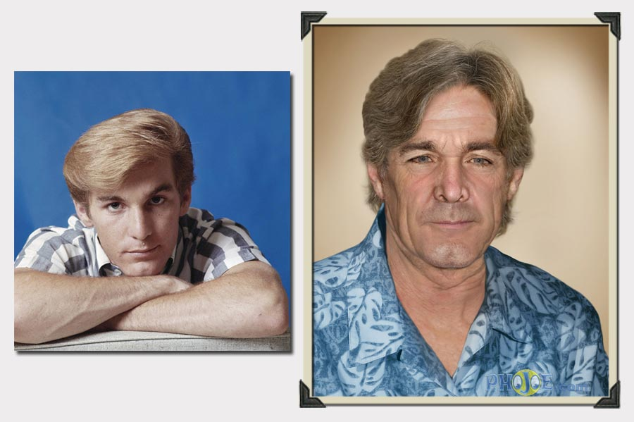 Phojoe Dennis Wilson Age progression