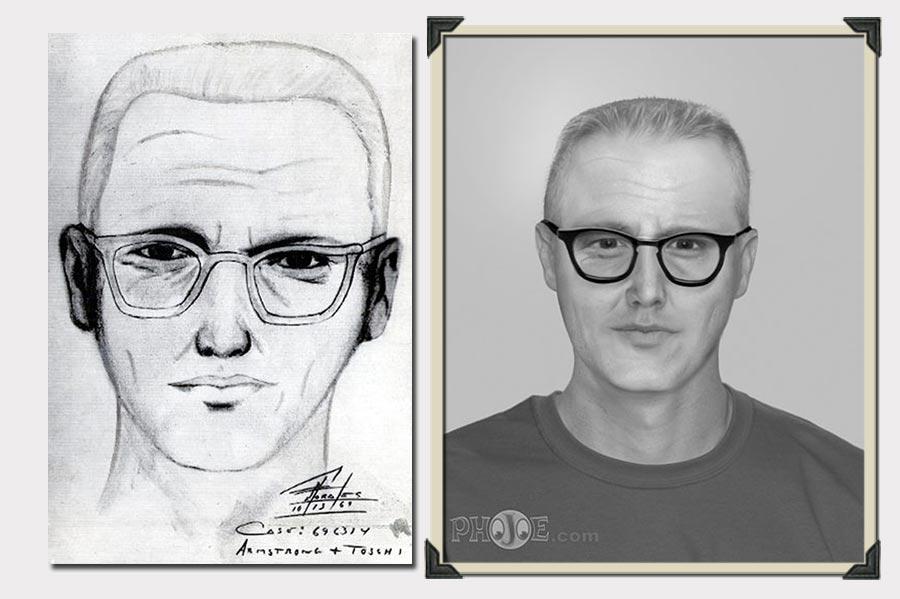 Phojoe Soren K age progression from drawing to photo