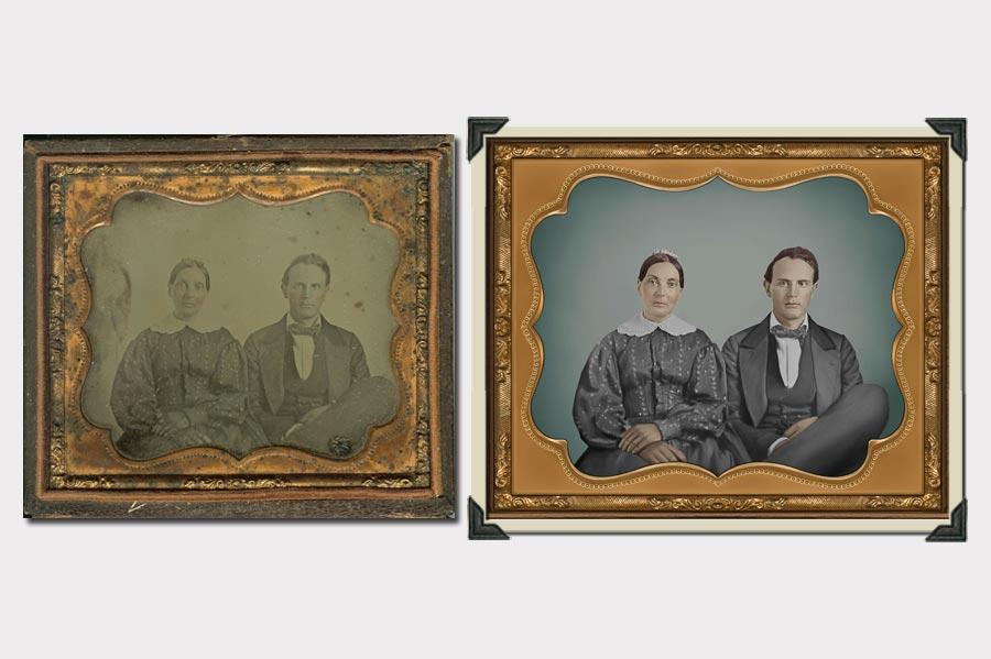 Styles-Marshall-Restoration daguerreotype