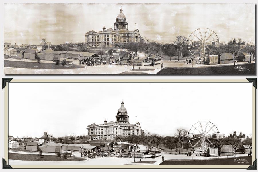 Phojoe City Old Blurry Photo Restoration