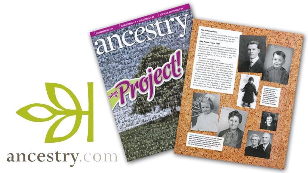 Phojoe Ancestry Project